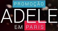 Promoção Adele em Paris To Go Travel e Pânico Jovem Pan
