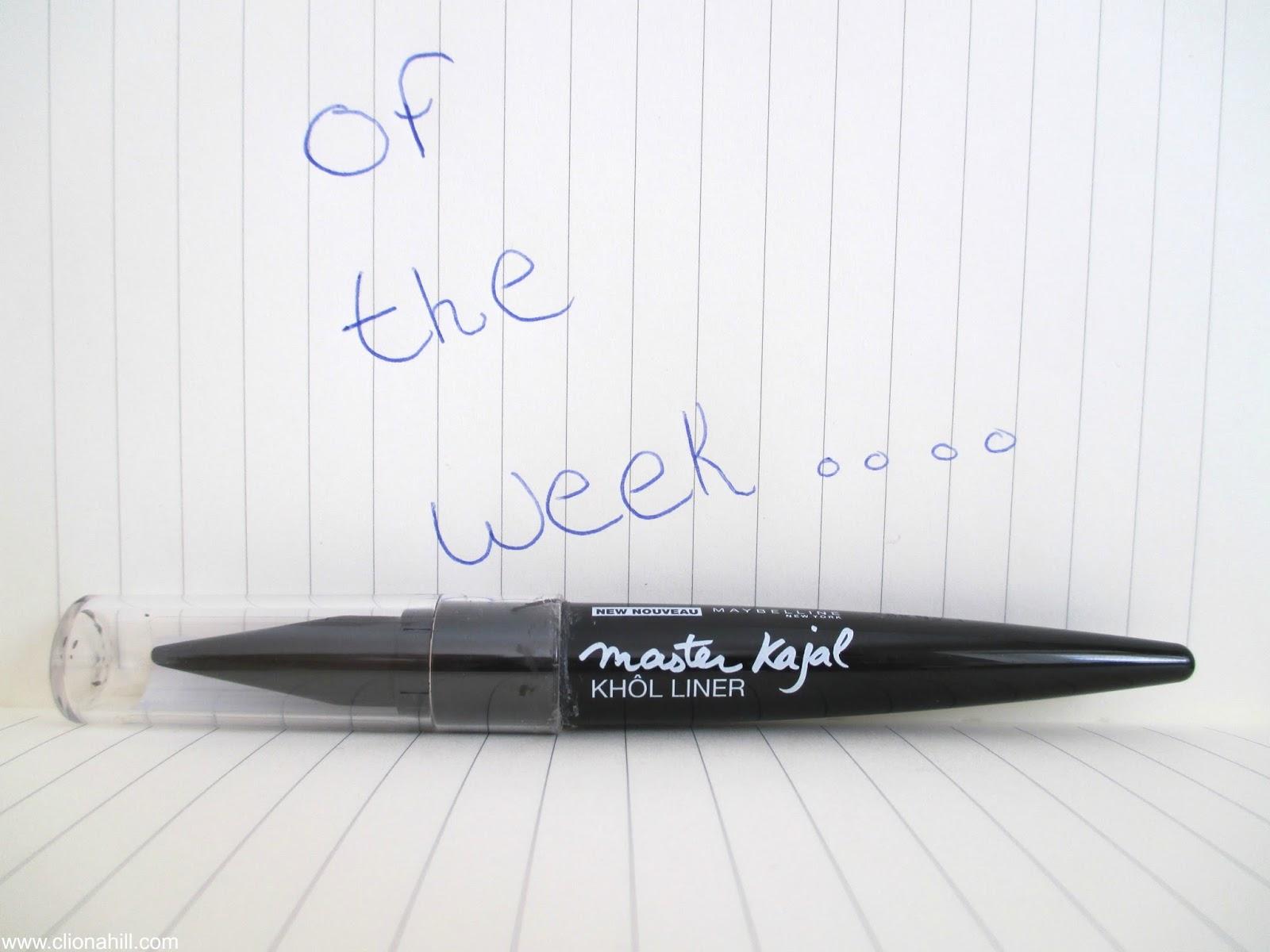 Maybelline master kajal liner review