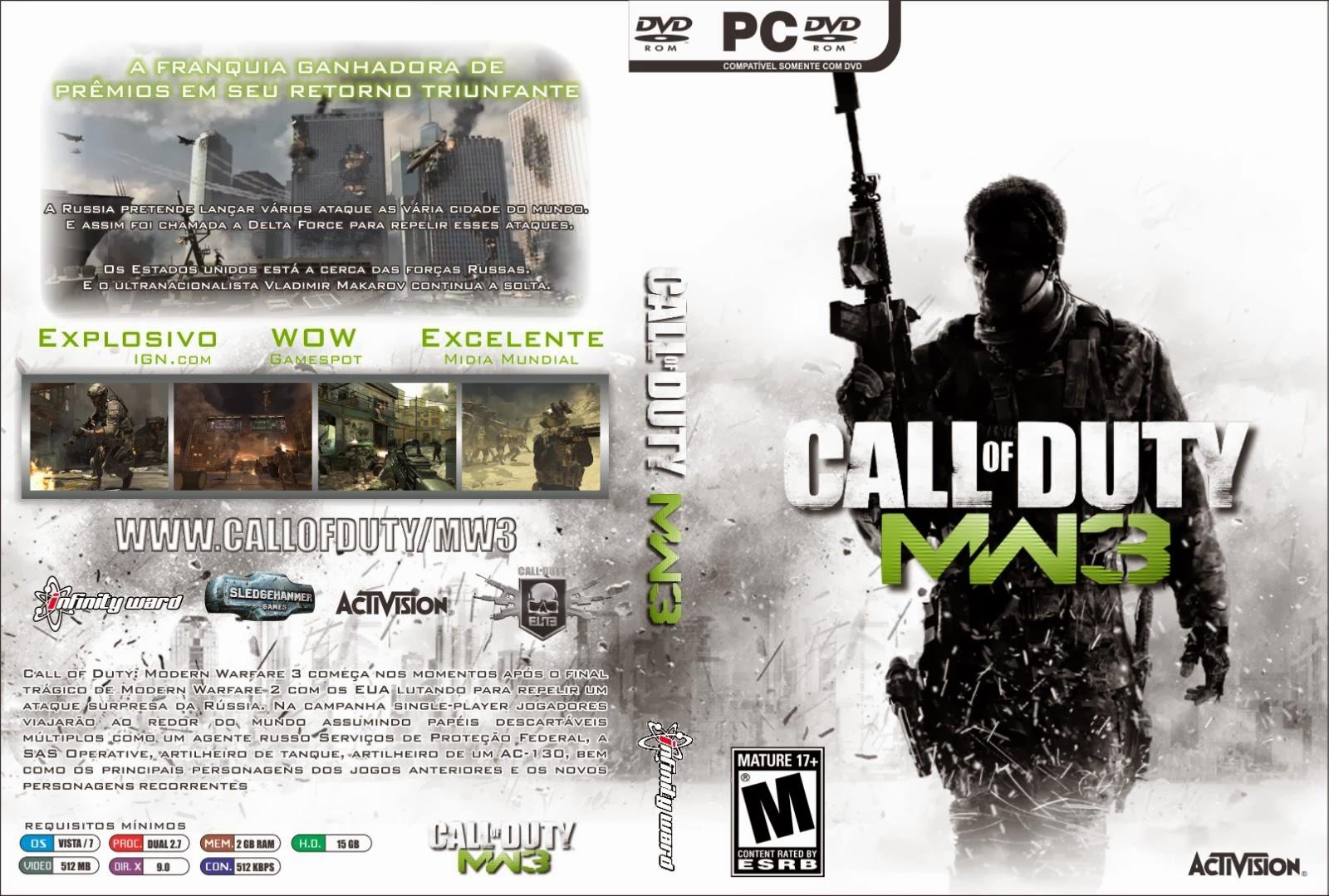 Cryotic Call Of Duty Modern Warfare 3
