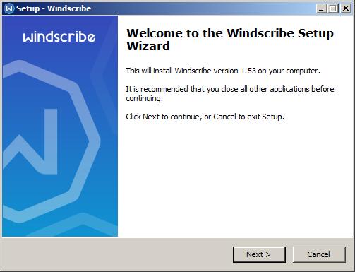 تحميل وتثبيت windscribe VPN لتغيير ip address وتصفح المواقع المحجوبة