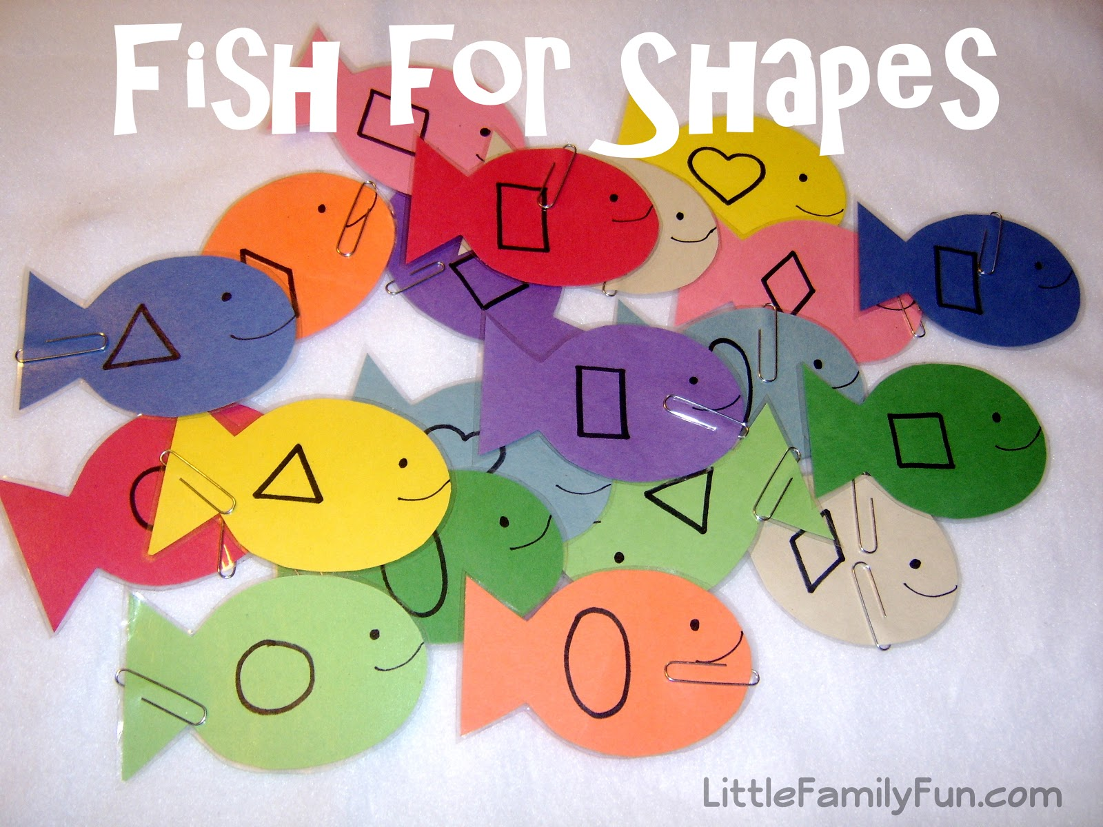Fish For Shapes