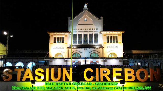 Cara Daftar Grabcar - Grabbike Cirebon
