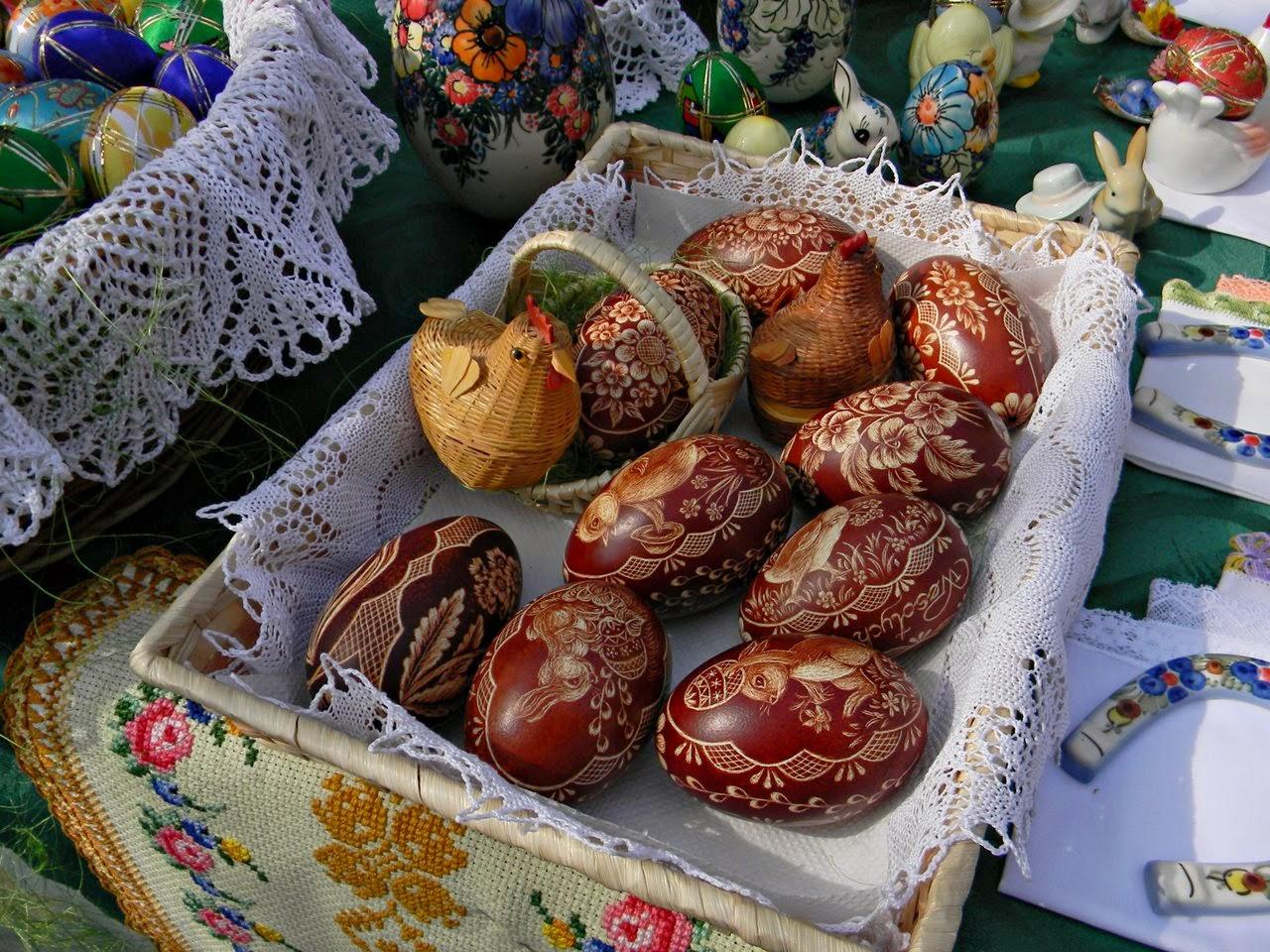 jaja, święta wielkanocne, kraszanki