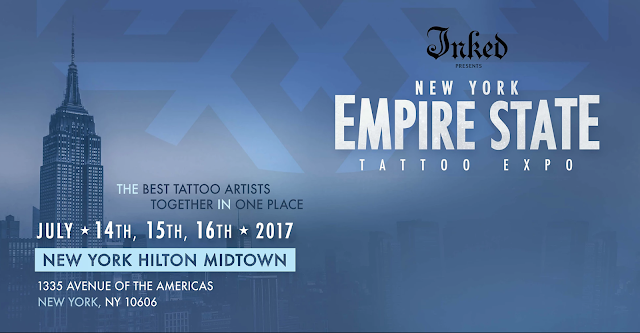 Empire State Tattoo Expo 2017