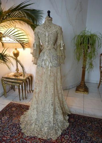 All The Pretty Dresses: Stunning Edwardian Wedding Dress