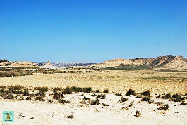 Parque Natural de las Bardenas Reales, Navarra