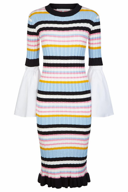 Endless Rose Striped Dress