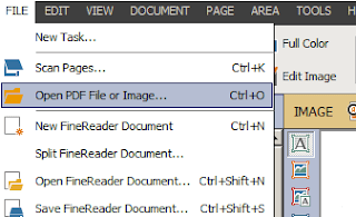 How to Reduce PDF File Size Using ABBYY FineReader