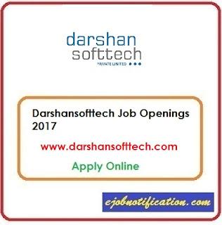Darshansofttech Hiring Freshers Trainee Software Developer Jobs in Vadodara Apply Online