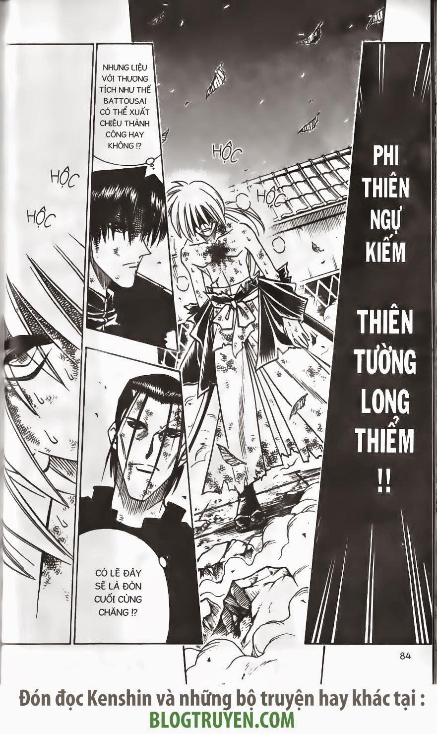 Rurouni Kenshin chap 143 trang 3