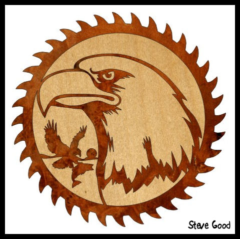 scrollsaw workshop eagle saw blade scroll saw pattern