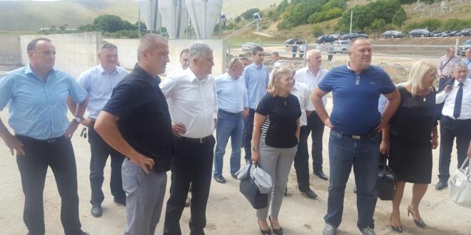 Čović s izaslanstvom Seljačkog saveza FBiH