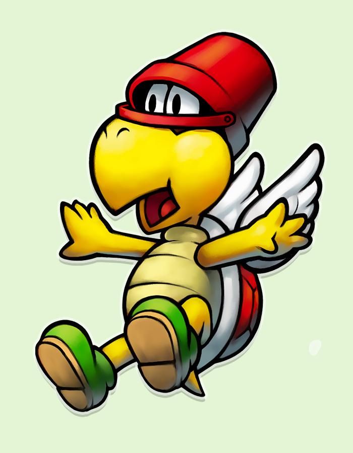Game Art X Mario And Luigi Bowser S Inside Story Art
