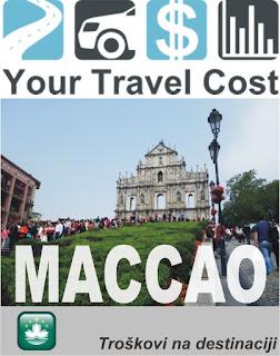 Makao – Trošak