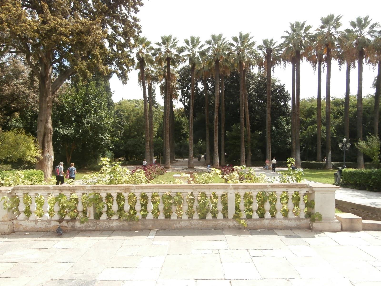 metido en jardines jardin nacional de atenas On jardin nacional de atenas