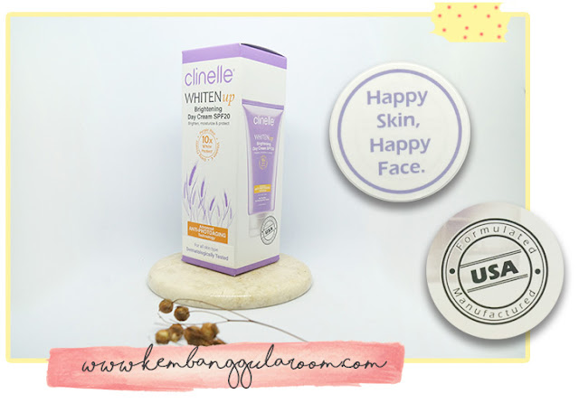 Clinelle Whiten Up Brightening Series