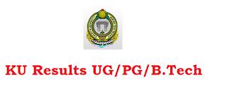 kuexams results 2017 degree ug pg mca mba