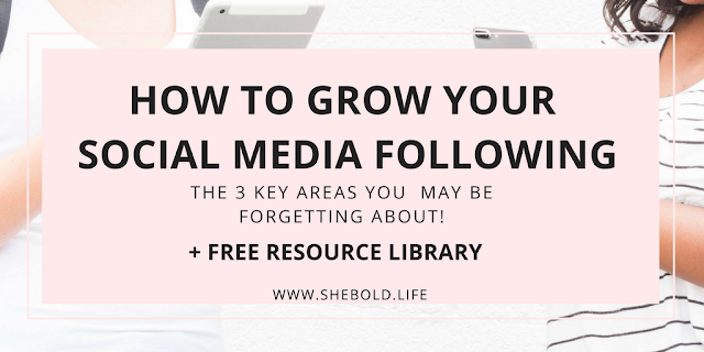 how to grow your following