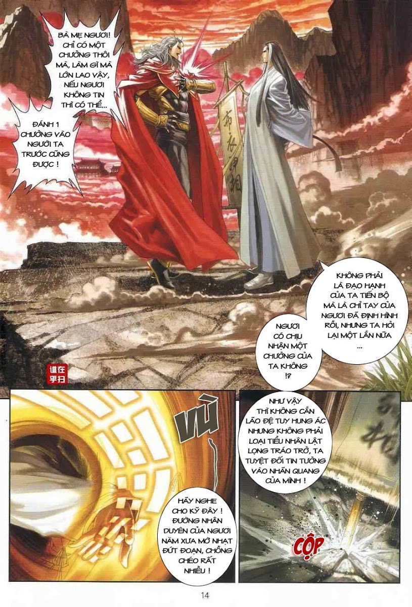 Ôn Thụy An Quần Hiệp Truyện chap 20 trang 12