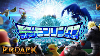 Download Digimon Linkz Apk v1.3.0 Terbaru