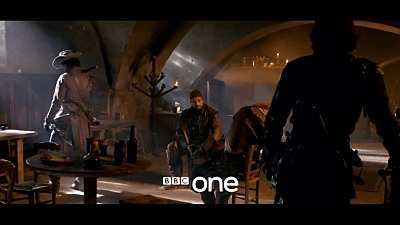 The Musketeers (TV-Show / Series) - Season 2 Launch (Teaser) Trailer - Song / Music