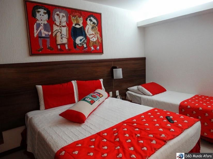 Hotel Village Porto de Galinhas - Nordeste - Roteiro de 9 dias