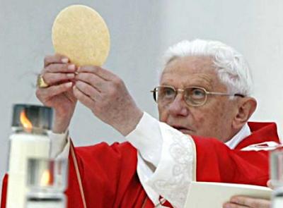 Menyambut Tubuh Kristus (Persiapan Komuni Pertama Katolik)