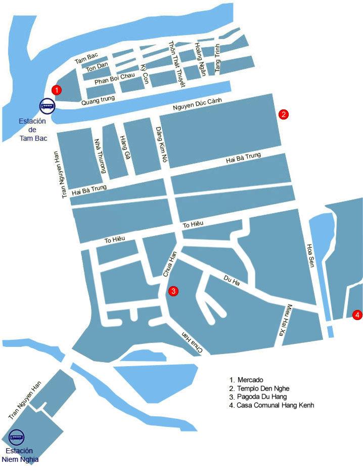 Haiphong Vietnam Map.Map Of Haiphong Vietnam
