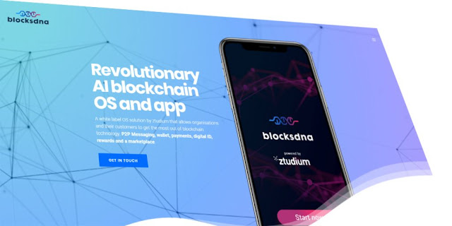 AI-powered Blockchain Operative System is Introduced