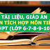 Kho tài liệu, giáo án liên môn tích môn Tiếng Anh lớp 6-7-8-9-10-11-12 cấp THCS-THPT