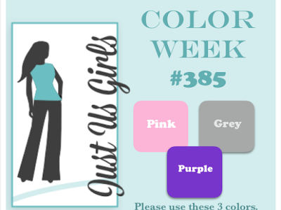 Just Us Girls #385 - Color Week
