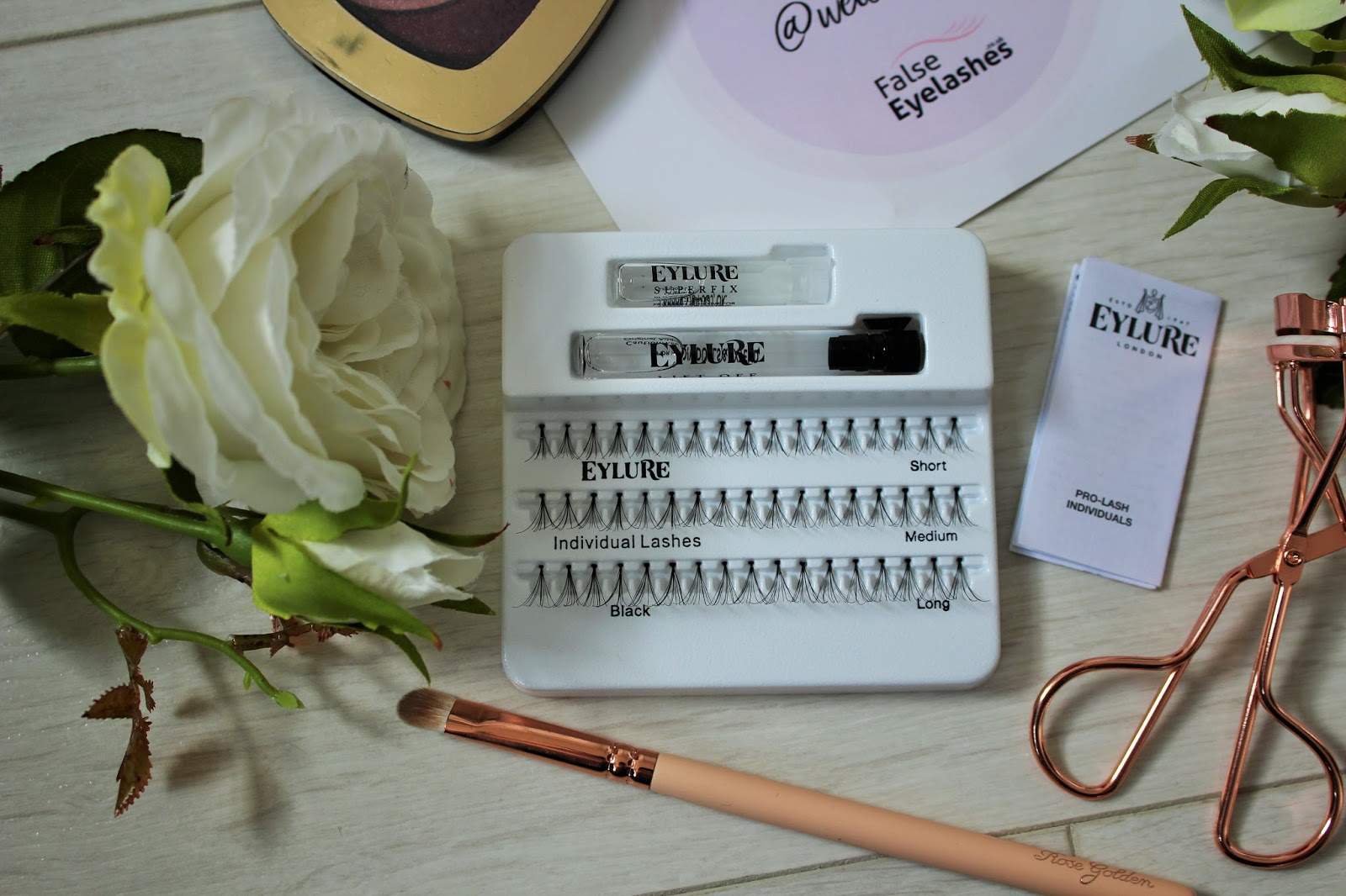 Eylure lashes from falseeyelashes.co.uk - 6 - Pro-lash individual lashes