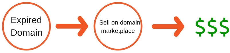 Make Money by Selling Expired Domains