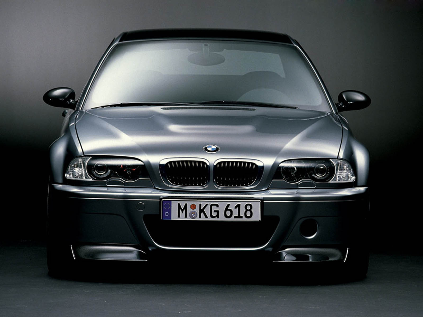 wallpapers: BMW M3 E46 CSL Car Wallpapers