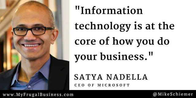 satya nadella quote microsoft ceo
