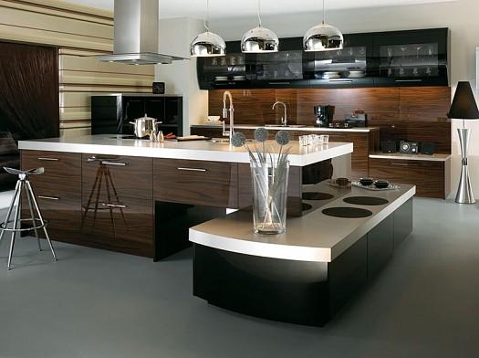 أفضل 10 مطابخ مودرن تدهشك TOP kitchens Design Modern 2016 ...