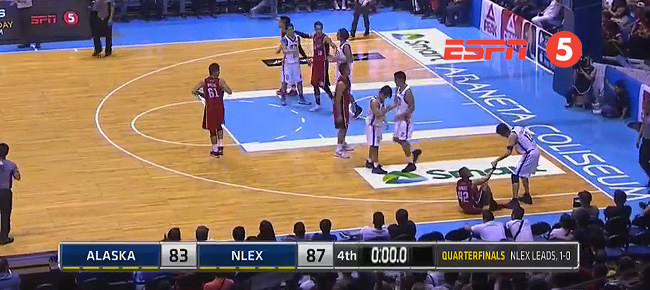 NLEX eliminates Alaska, 87-83 (REPLAY VIDEO) March 7 / QF Game 2