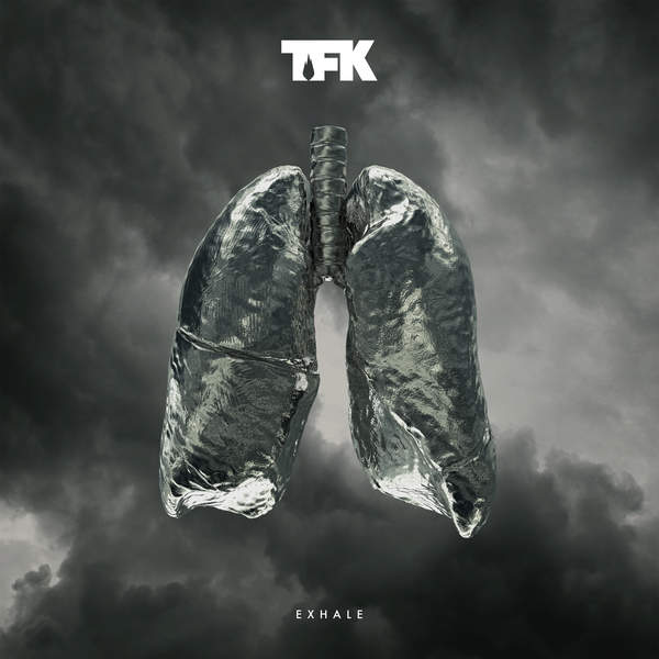 Thousand Foot Krutch - Exhale Cover