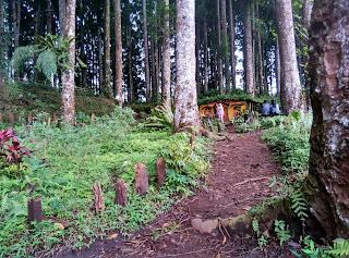 Mengenal Wisata Alam Kampung Kurcaci Purbalingga