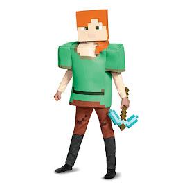 Minecraft Alex Deluxe Costume Gadgets