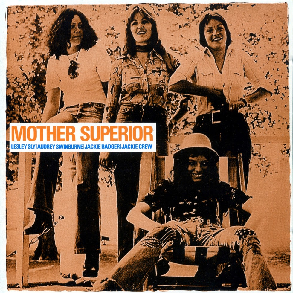 Plain and Fancy: Mother Superior - Mother Superior (1975 uk