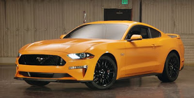 2018 Mustang Is Official - The Rock & Ford Give One To An Injured Veteran