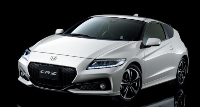 2019 Honda CR-Z Design Style