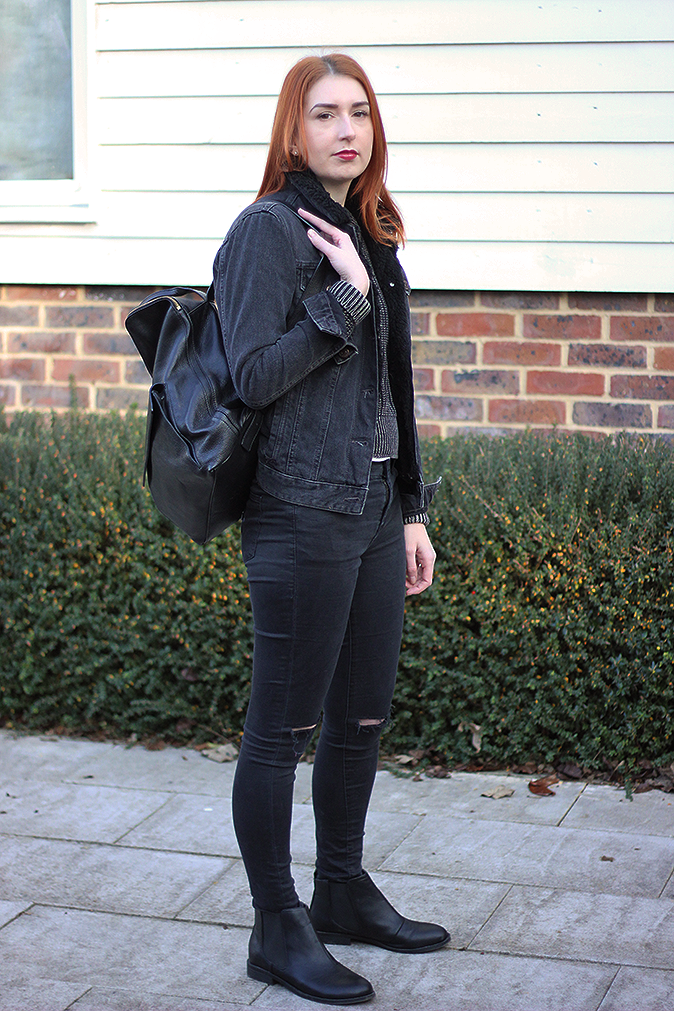 Chelsea boots from Dorothy Perkins and House of Fraser