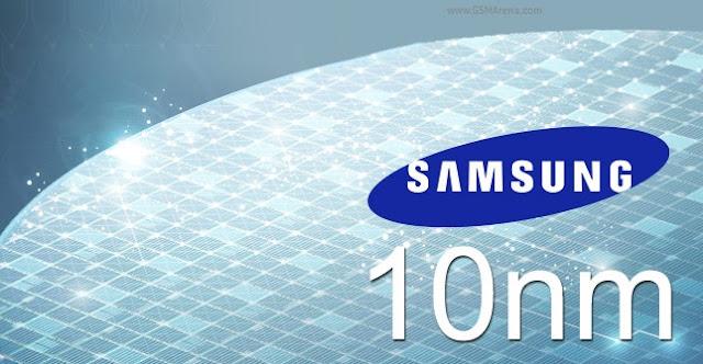 Samsung Mulai Produksi Massal Chipset 10nm FinFET, Segera Diusung Galaxy S8?