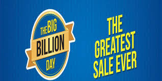 Flipkart Diwali Big Billion Day October Sale