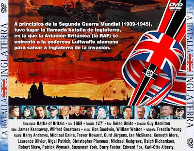 La batalla de Inglaterra - [1969]