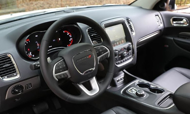 2017 Dodge Durango V 6 AWD Interior