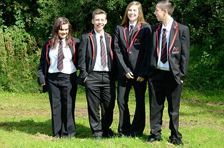 Motivation university students to wear uniform