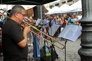 Jazz da República anima a Lavradio no feriado